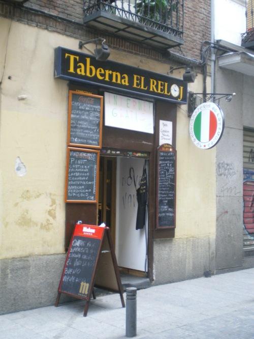 Taberna 'El Reloj'
